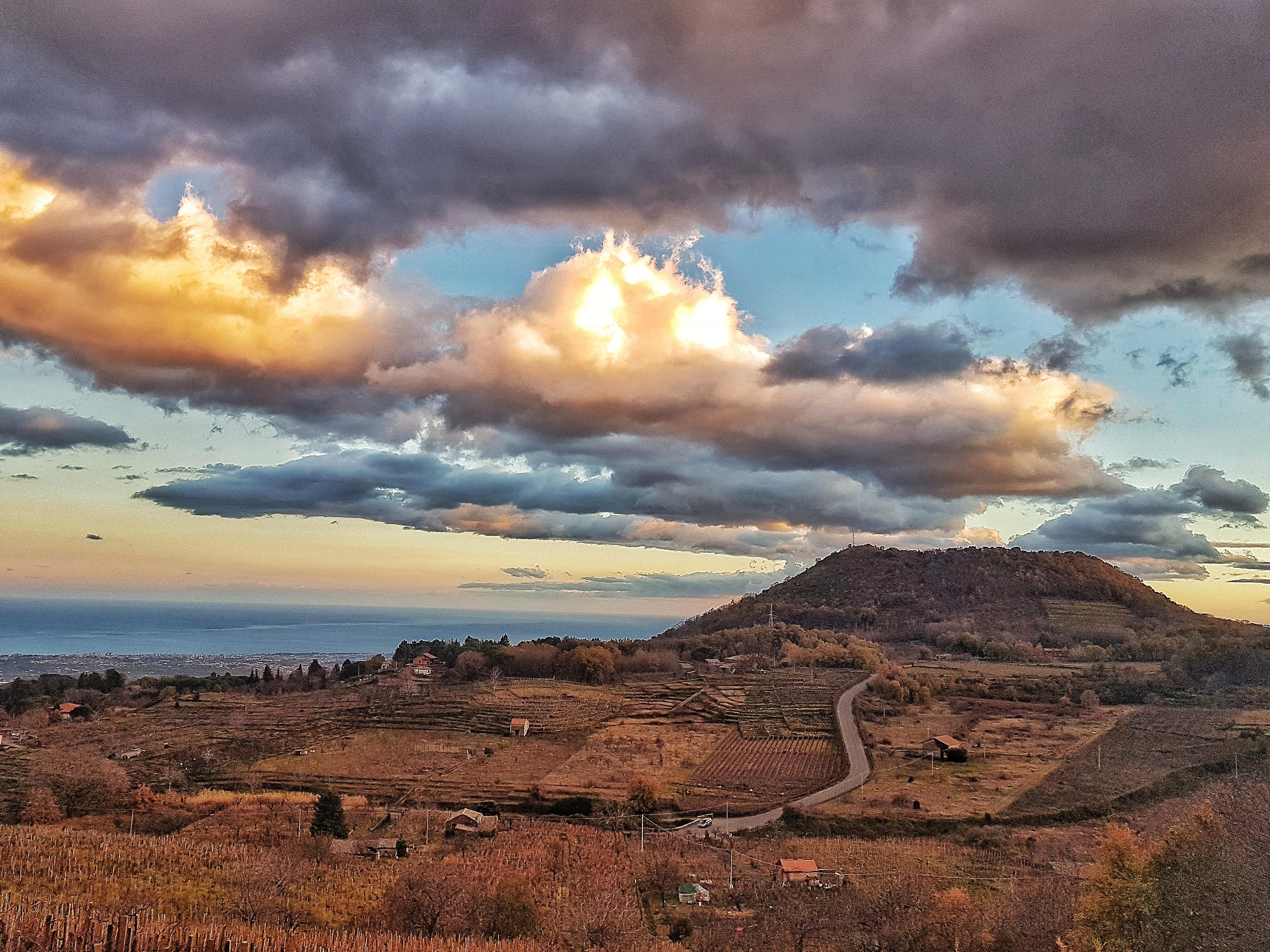 Tramonto Carpene Monte Gorna